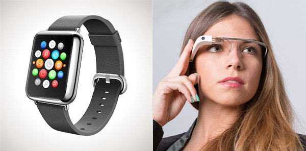 iWatch and Google Glass