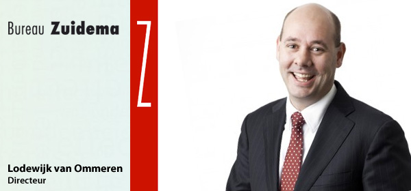 Lodewijk van ommeren directeur bureau zuidema for Bureau zuidema