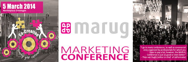vodw at marug marketing conference